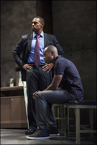 Jason George and Jacques C. Smith