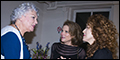 Bernadette Peters and Tovah Feldshuh Visit Broadway's Mothers and Sons