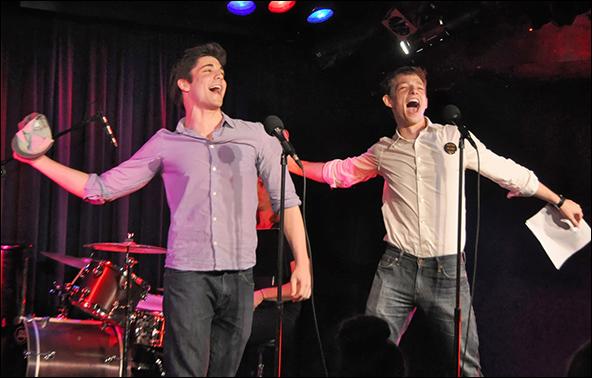 Adam Kaplan and Mike Faist