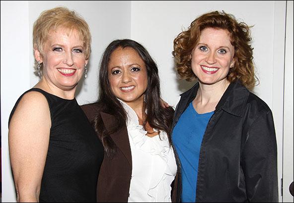 Liz Callaway, Natalie Toro and Christiane Noll