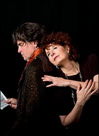 James Andreassi and Paula Plum