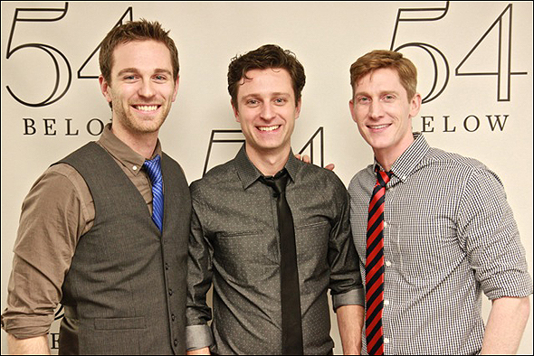 Patrick Massey, Kevin Massey, and Jamison Scott