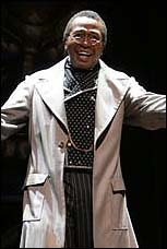 Ben Vereen in <I>Wicked</I>