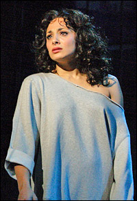 Victoria Hamilton-Barritt starred in the London production