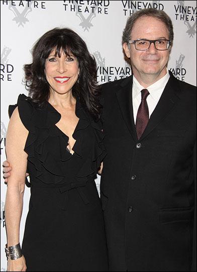 Catherine Schreiber and Douglas Aibel