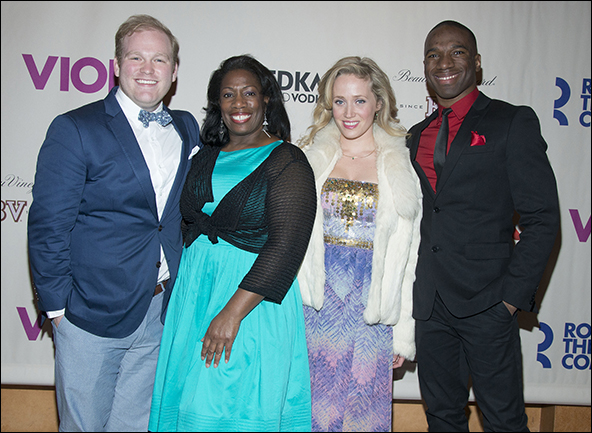 Jacob Keith Watson, Virginia Ann Woodruff, Haven Burton and Azudi Onyejekwe