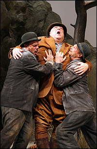 <I>Waiting for Godot</I> stars Nathan Lane, John Goodman and Bill Irwin.