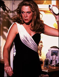 Kathleen Turner in the film