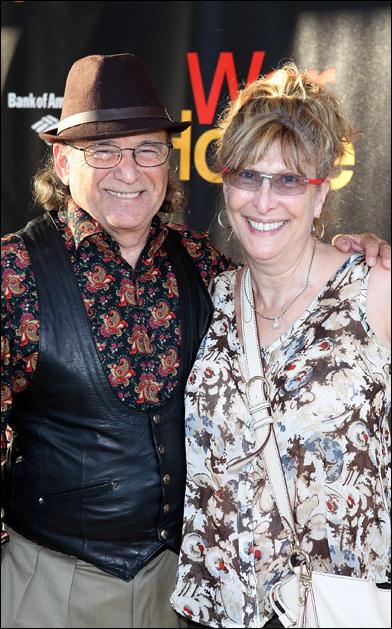 Joel Zwick and Candice Zwick