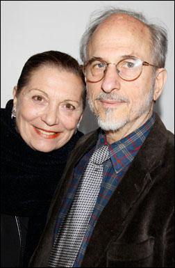Graciela Daniele and Jules Fisher