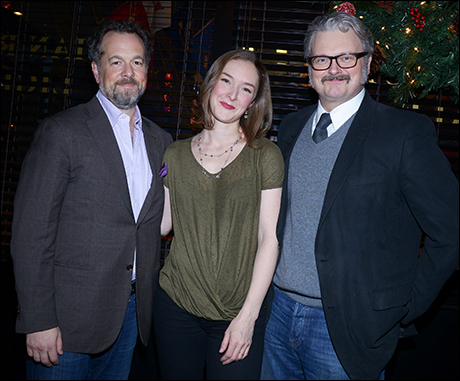 David Costabile, Amanda Quaid and John Ellison Conlee