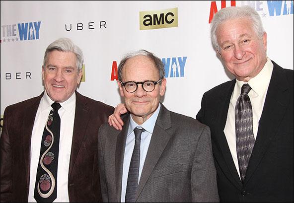 Richard Poe, Ethan Phillips and Steve Vinovich