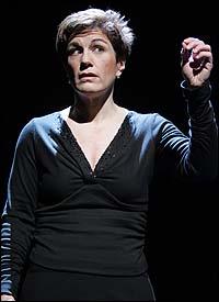 Lisa Kron in <I>Well</I>.