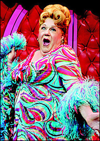 Current <I>Hairspray</i> star George Wendt.