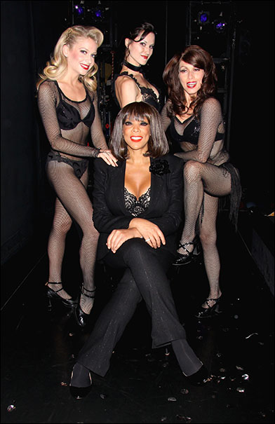 Anne Horak, Jennifer Dunne, Donna Marie Asbury and Wendy Williams