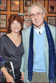 Gene Wilder and wife Karen