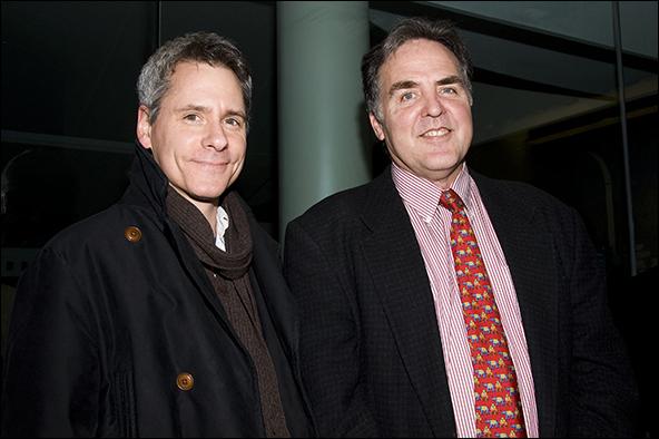 Bruce Norris and Tim Sanford