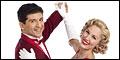 Broadway's New White Christmas Stars