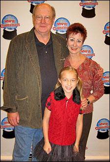 David Ogden Stiers, Ruth Williamson and Madeleine Rose Yen