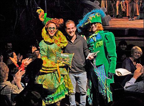 Briana Yacavone, Brett LaTorre and Jonathan Warren