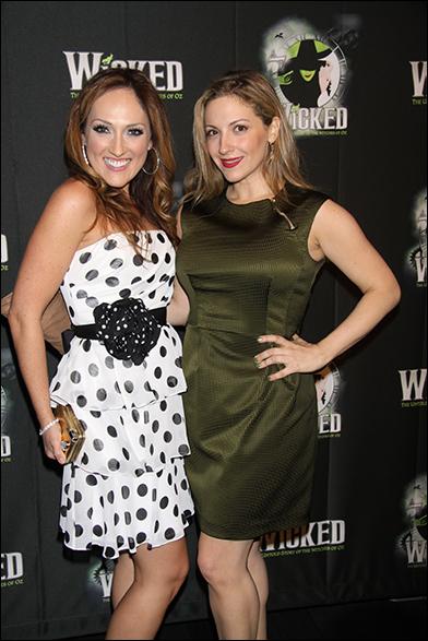 Tiffany Haas and Donna Vivino