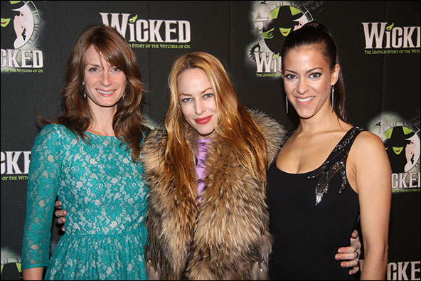 Michelle Federer, Cristy Candler and Briana Yacavone