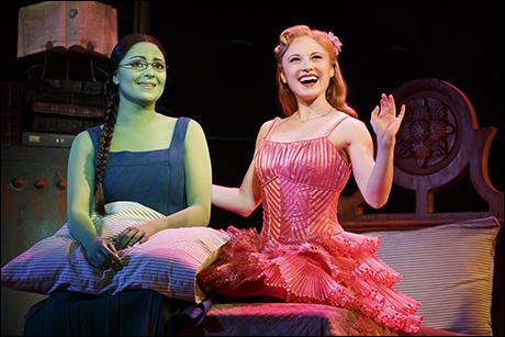 Jennifer DiNoia and Hayley Podschun