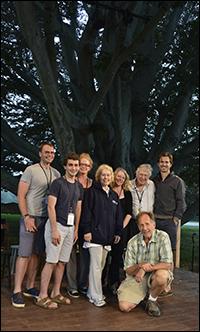 The cast of <em>A Great Wilderness</em>