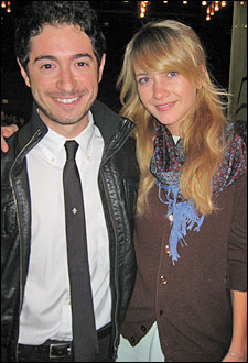 Jason Fuchs and Meredith Hagner