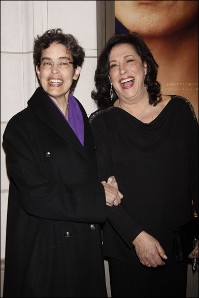 Margaret Edson and Lynne Meadow