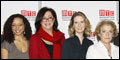 Cynthia Nixon and the Cast of Wit Meet the Press