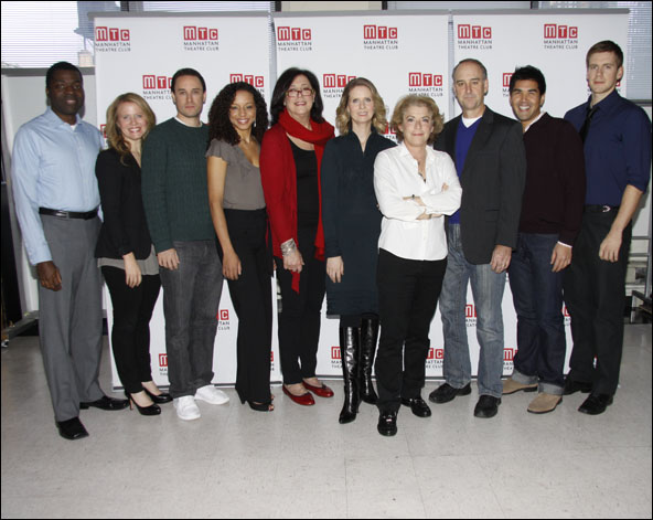 The cast and creative team of Wit