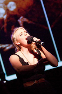 Betsy Wolfe performs Ryan Scott Oliver's <i>35mm</i>
