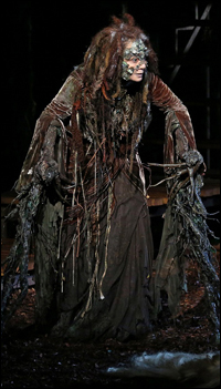 Donna Murphy as The Witch