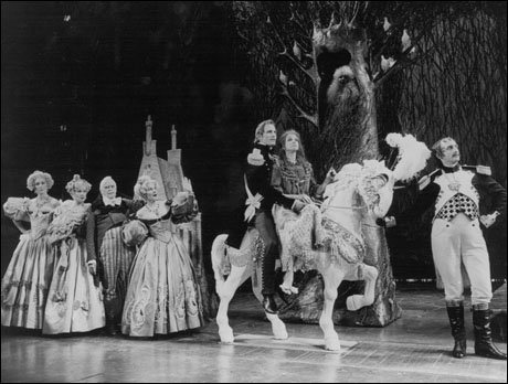 The original Broadway production