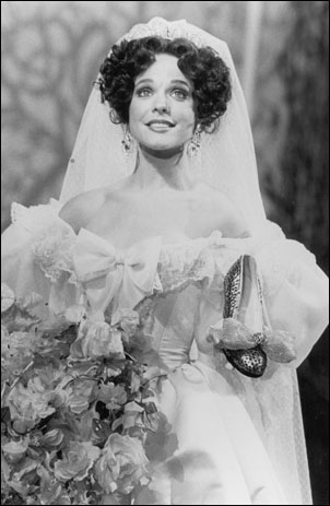 Kim Crosby in the original Broadway production