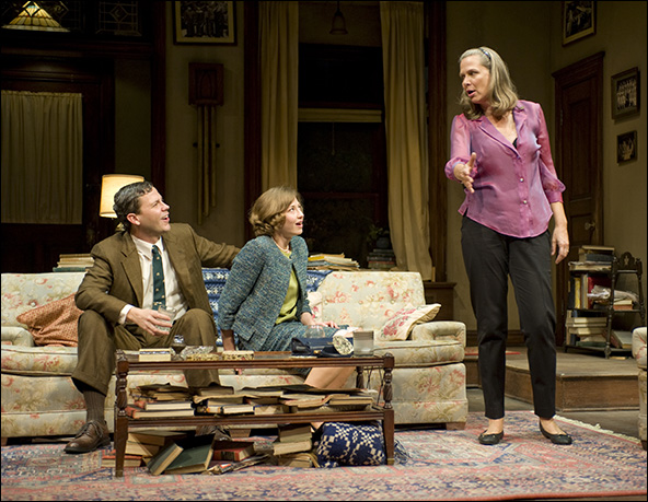 Madison Dirks, Carrie Coon and Amy Morton