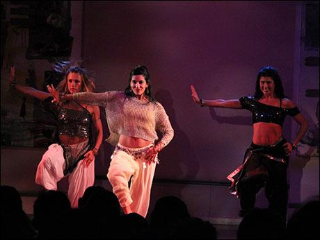 AJ Fisher, Monica Kapoor and Deanna Aguinaga