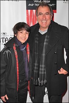 Alex Ko and Kenny Ortega