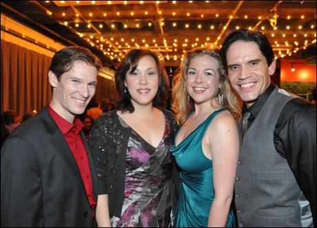 Jadd David, Candice Donehoo, Billie Wildrick and Brandon O'Neill