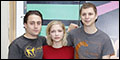 Ready For Their Broadway Bow, This Is Our Youth Stars Kieran Culkin, Tavi Gevinson and Michael Cera