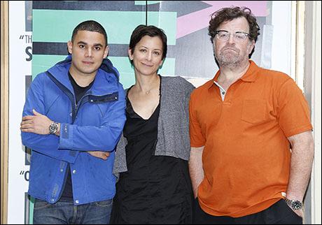 Rostam Batmanglij, Anna D. Shapiro and Kenneth Lonergan