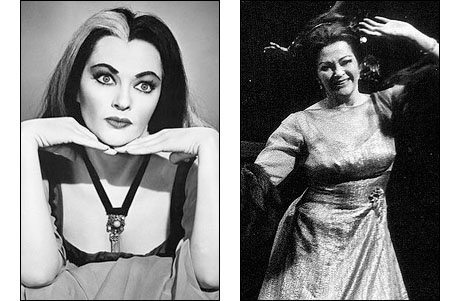 Yvonne De Carlo follies