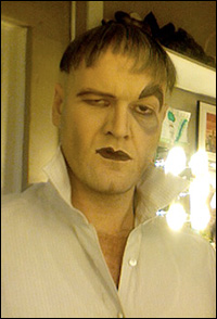 Zachary James played Lurch in both the Broadway and touring productions of <i>The Addams Family</i>.