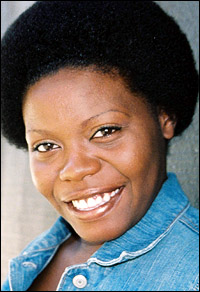 Zonya Love currently plays Celie in <I>The Color Purple</I>.