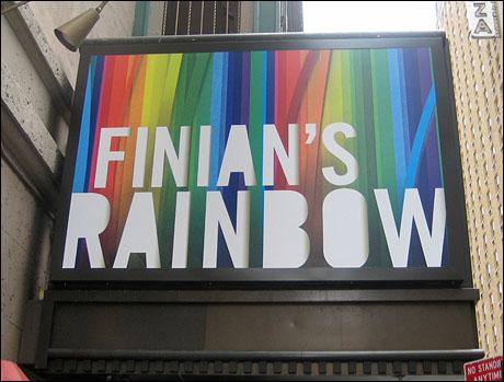finians rainbow essay