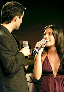 Photo Call Spring S Lea Michele Sings In L A Cabaret