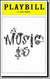 Playbill Template. Playbill Broadway Poster Or Centerpiece Template ...